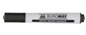 Маркер сухостиральний Buromax чорний 8800-01