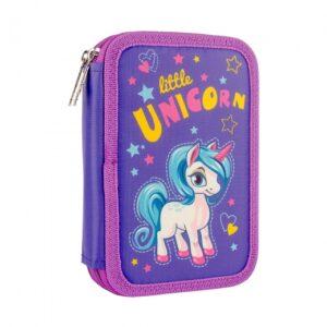 Пенал Smart 20 532790 Unicorn подвійний