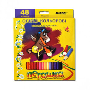 Олівці marco 1010-48CB