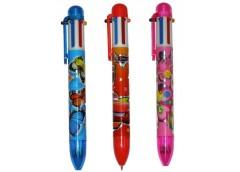 Ручка дитяча 6тиколірна 6ти колірна