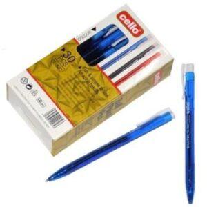 Ручка кулькова  автоматичнаCL-502 синя