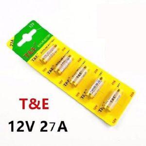 Батарейки A27 T&ERaymax