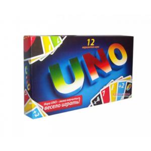 Гра Uno ПОКОСЕНКО  Danko Toys  SPG11ФР-00008450