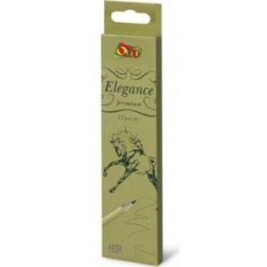 Олівці Olli 12шт графітні різної твердості 700-12 Elegance