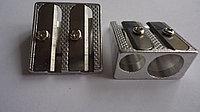 Стругалка JO металева подвійна 16634-2, 8343, 1006