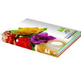 Папір кольоровий насичений мікс Spectra Color А4 80г/м2 супер мікс 250арк 10*25 IT85B