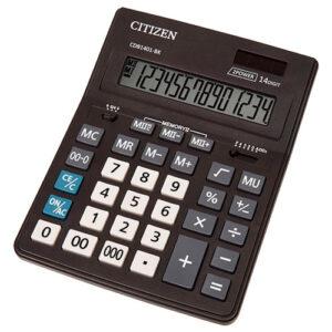 Калькулятор Sitizen CDB 1401-BK