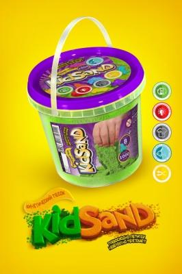 Пісок кінетичний Danko Toys 1200г KS-01