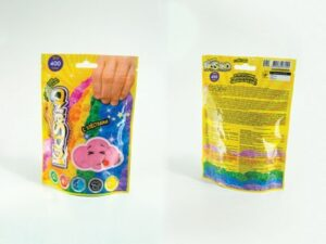 Пісок кінетичний Danko Toys 400г в пакеті KS-03-03