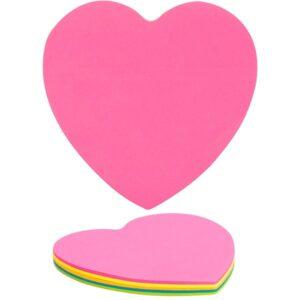 Стікери 70*70 50арк.серце, 2443-01-A