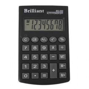 Калькулятор BS-200