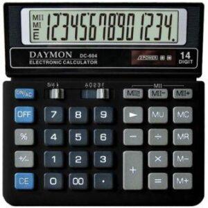 Калькулятор Daymon DC-604
