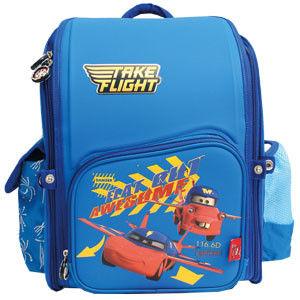 Ранець Olli OL-2813-1C 447418 Cars take fight синій