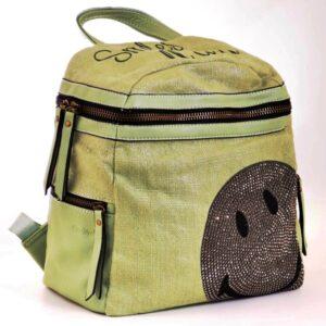 Сумка-рюкзак YES, зелений  554415